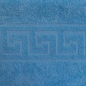 Covoras de baie albastru Bianca 50 x 70 cm (1)