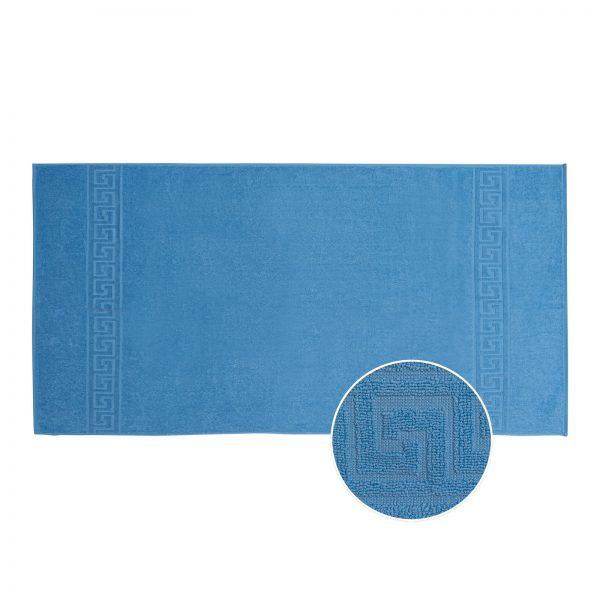 Prosop de fata albastru Bianca 50 x 90 cm (1)