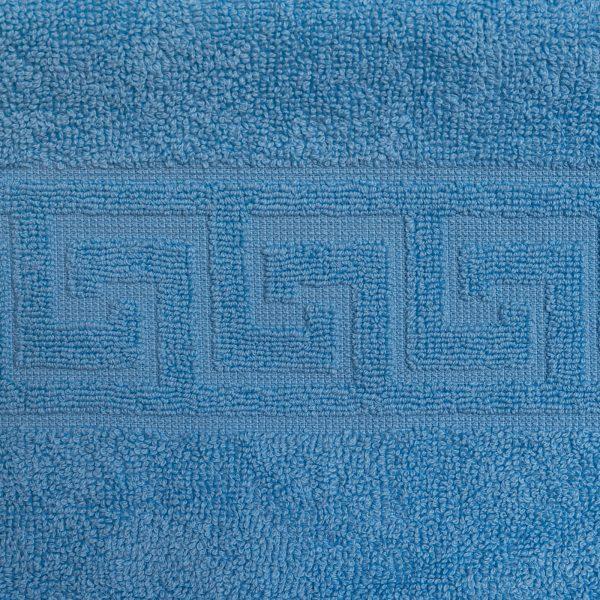 Prosop de fata albastru Bianca 50 x 90 cm