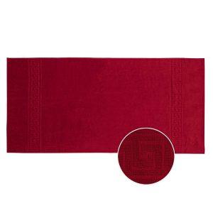 Prosop de fata rosu Bianca 50 x 90 cm (1)