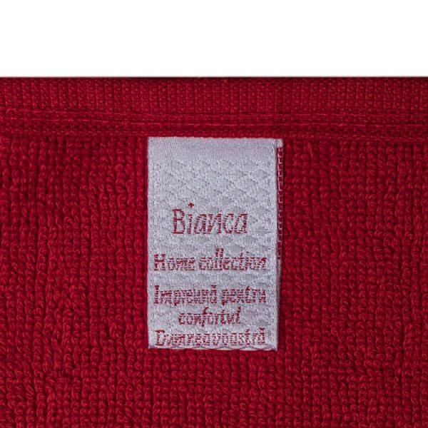Prosop de fata rosu Bianca 50 x 90 cm